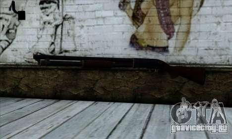 M37 Ithaca Long для GTA San Andreas