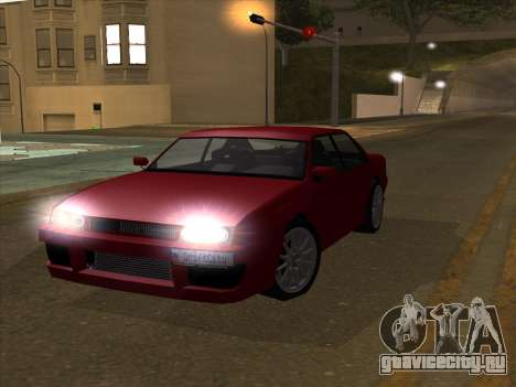 Sultan GunkinModding для GTA San Andreas