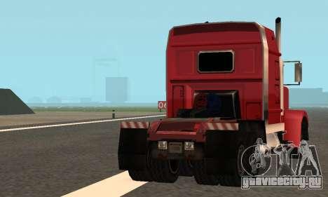PS2 Linerunner для GTA San Andreas вид сбоку