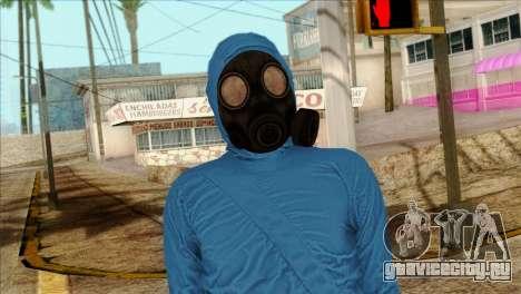 Skin 1 from Heists GTA Online DLC для GTA San Andreas третий скриншот