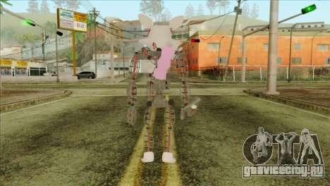 Mangle from Five Nights at Freddy 2 для GTA San Andreas второй скриншот