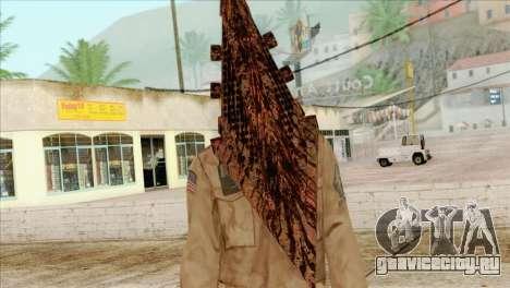 Bogeyman Alex Shepherd Skin для GTA San Andreas третий скриншот