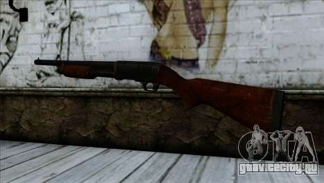 M37 Ithaca для GTA San Andreas второй скриншот
