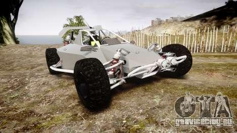 Buggy X для GTA 4