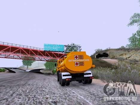 КамАЗ 53212 для GTA San Andreas вид слева