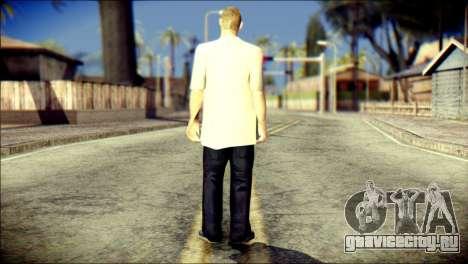 Paul Walker для GTA San Andreas второй скриншот