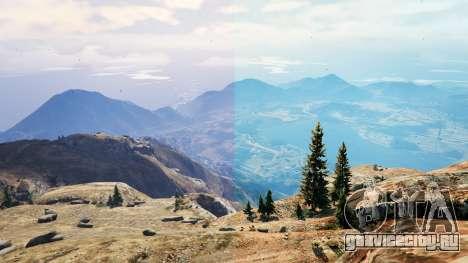 Realism Graphics для GTA 5 второй скриншот