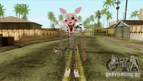 Mangle from Five Nights at Freddy 2 для GTA San Andreas