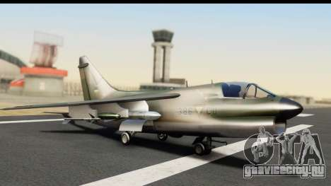Ling-Temco-Vought A-7 Corsair 2 Belkan Air Force для GTA San Andreas