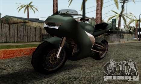 GTA LCS PCJ-600 для GTA San Andreas