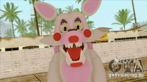 Premangle from Five Nights at Freddy 2 для GTA San Andreas третий скриншот