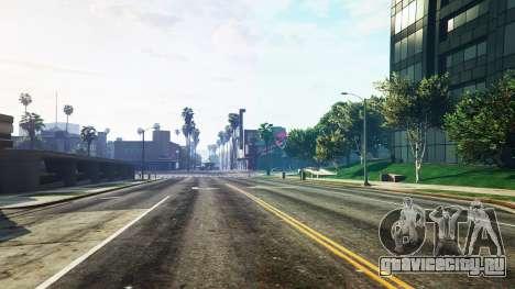 Realism Graphics для GTA 5 третий скриншот