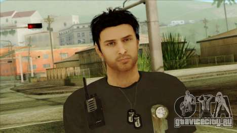 Young Alex Shepherd Skin для GTA San Andreas третий скриншот