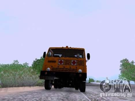 КамАЗ 53212 для GTA San Andreas вид справа