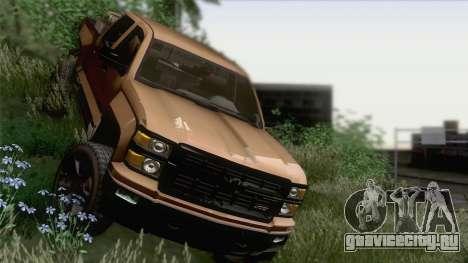 Chevrolet Silverado 2014 Work для GTA San Andreas