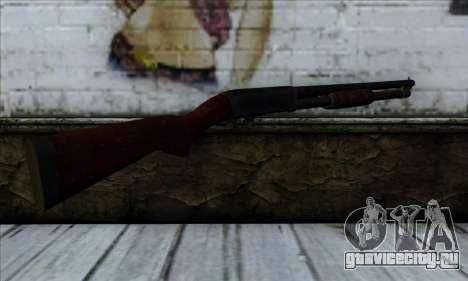 M37 Ithaca Long для GTA San Andreas второй скриншот