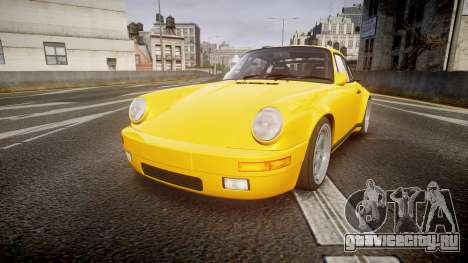 RUF CTR Yellow Bird для GTA 4