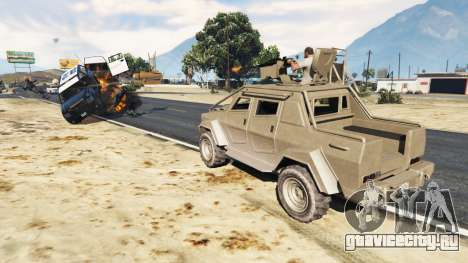 Control Heist Vehicles Solo v1.3 для GTA 5 второй скриншот