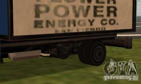 Yankee Fix для GTA San Andreas вид слева