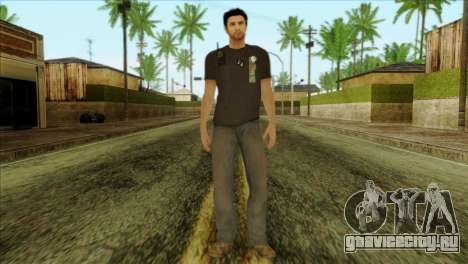 Young Alex Shepherd Skin для GTA San Andreas
