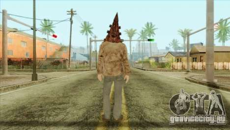 Bogeyman Alex Shepherd Skin для GTA San Andreas второй скриншот
