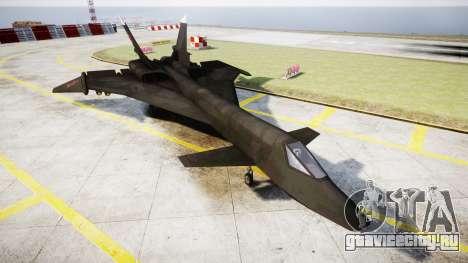 МиГ-31 Огненный лис для GTA 4