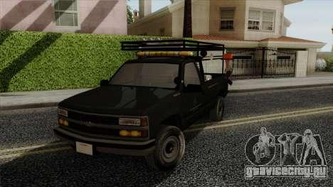 Chevrolet Silverado Military Utility Truck 1990 для GTA San Andreas