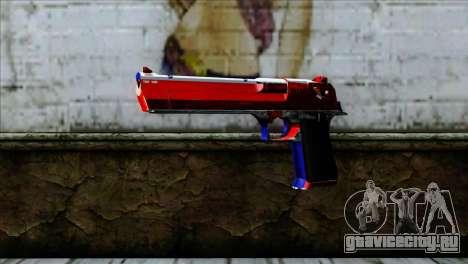 Desert Eagle Criacia для GTA San Andreas