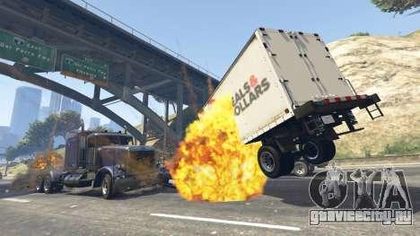Тяжёлые автобусы и грузовики для GTA 5 третий скриншот