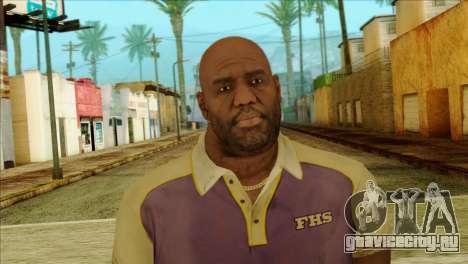 Coach from Left 4 Dead 2 для GTA San Andreas третий скриншот