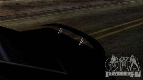 Sultan FIB для GTA San Andreas вид справа