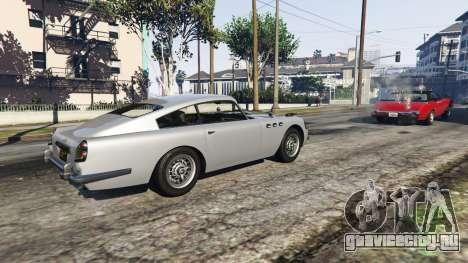 Рабочий JB700 для GTA 5