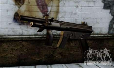 MP5K From LCS для GTA San Andreas