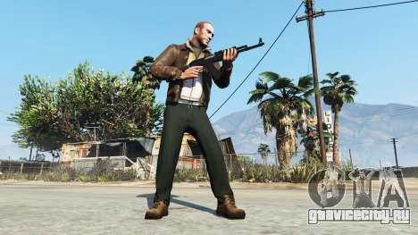 Нико Беллик для GTA 5