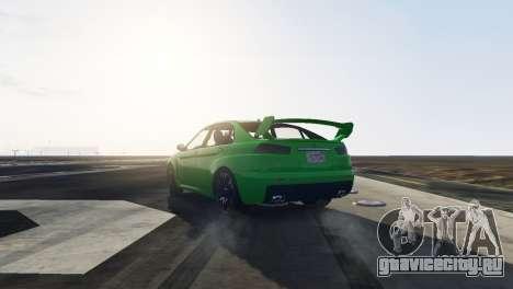 Дрифт для GTA 5 второй скриншот