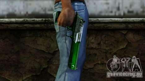 Desert Eagle Pakistan для GTA San Andreas третий скриншот