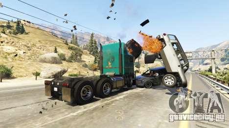 Тяжёлые автобусы и грузовики для GTA 5 четвертый скриншот