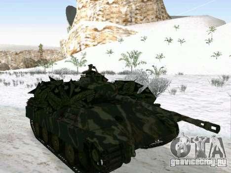 Panther для GTA San Andreas вид справа