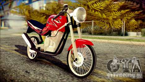 Yamaha Scorpio Z для GTA San Andreas