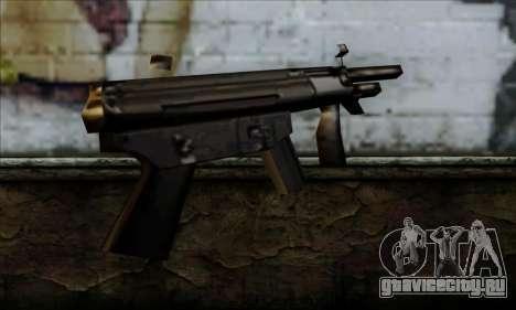 MP5K From LCS для GTA San Andreas второй скриншот