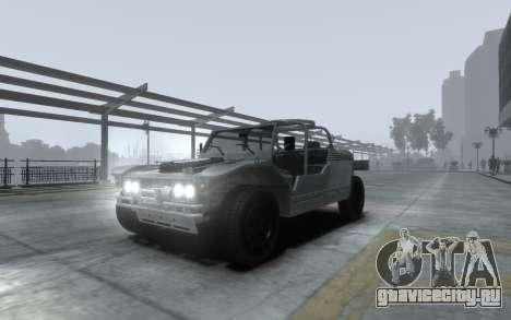 LYT-2021 для GTA 4 вид изнутри