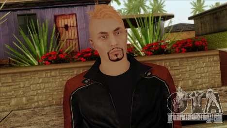 Skin 4 from Heists GTA Online DLC для GTA San Andreas третий скриншот