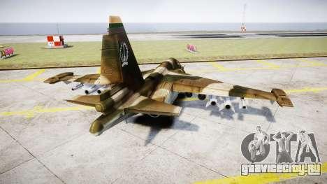 Су-39 для GTA 4 вид сзади слева