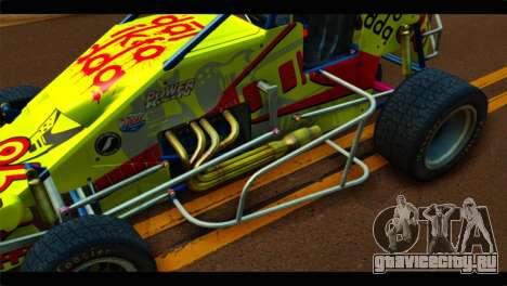 Larock Sprinter для GTA San Andreas вид сзади