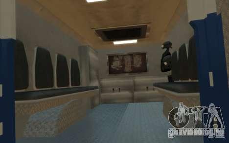 GTA 3 Enforcer HD для GTA 4 вид сзади слева