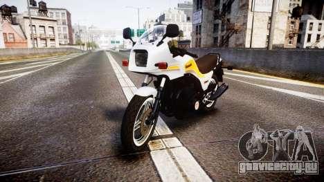 Kawasaki GPZ1100 для GTA 4