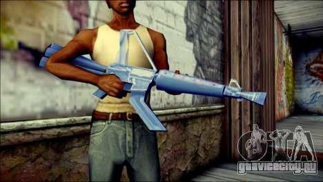 Laser Gun для GTA San Andreas третий скриншот
