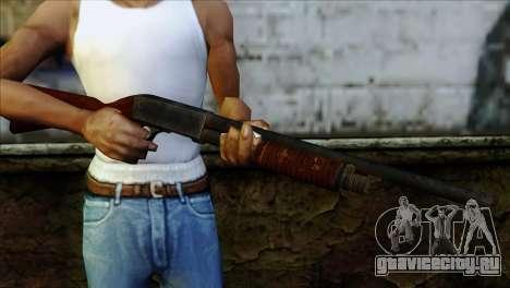 M37 Ithaca для GTA San Andreas третий скриншот