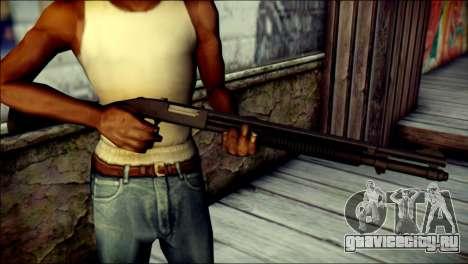 Mossber 590 для GTA San Andreas третий скриншот