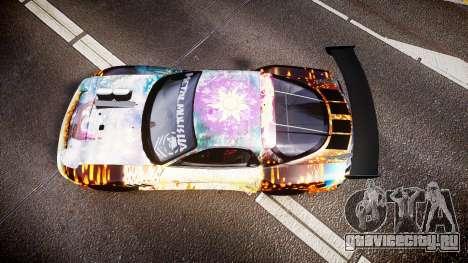 Mazda RX-7 Mad Mike Final Update three PJ для GTA 4 вид справа